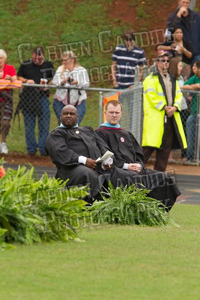 Davie High Graduation 2013-73