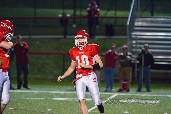 Susquehannock Game - November 1, 2013