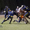 DHS War Eagles Varsity vs Mt Tabor Spartans played on