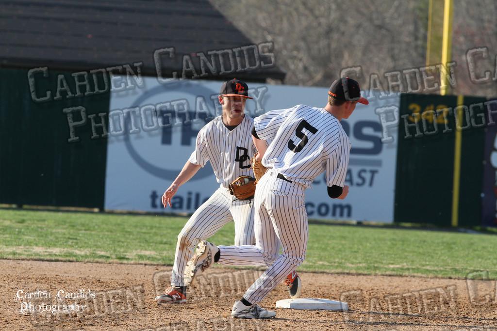 DHS MENS JV Baseball vs N Davidson - 3-17-15-35
