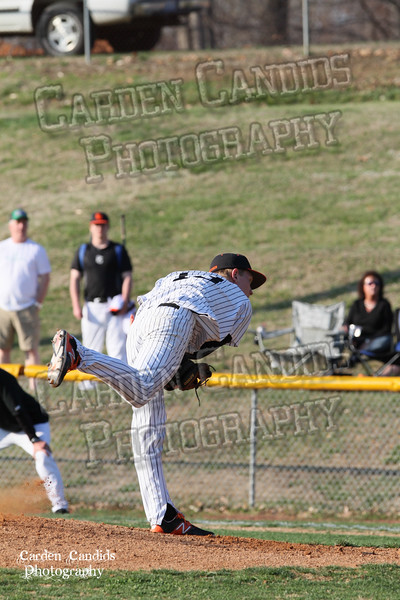 DHS MENS JV Baseball vs N Davidson - 3-17-15-28