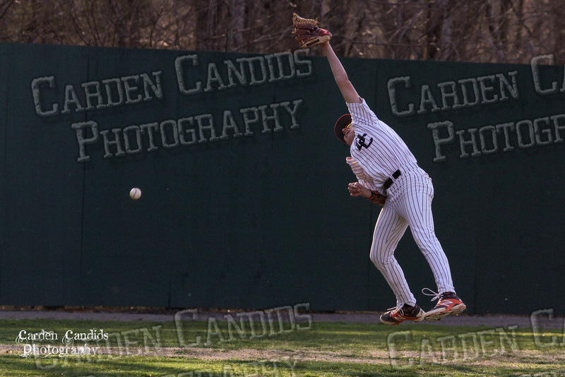 DHS MENS JV Baseball vs N Davidson - 3-17-15-15