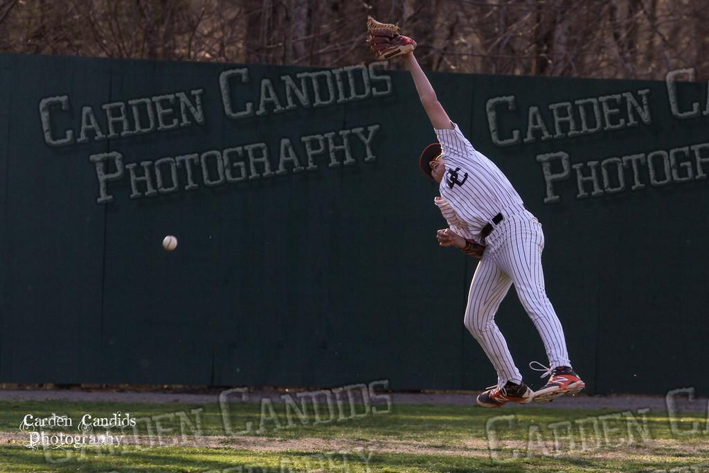 DHS MENS JV Baseball vs N Davidson - 3-17-15-15