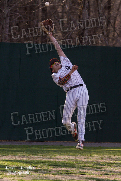 DHS MENS JV Baseball vs N Davidson - 3-17-15-14