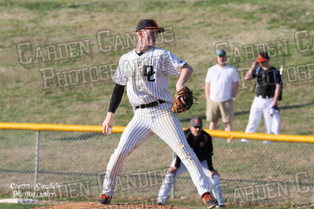 DHS MENS JV Baseball vs N Davidson - 3-17-15-3