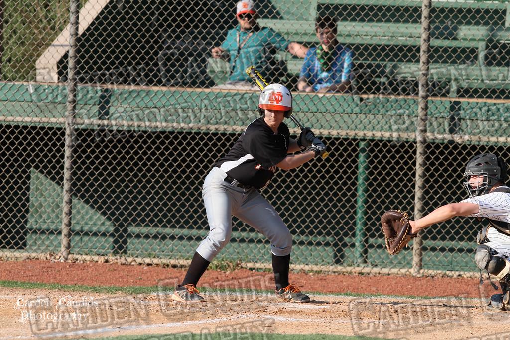 DHS MENS JV Baseball vs N Davidson - 3-17-15-12