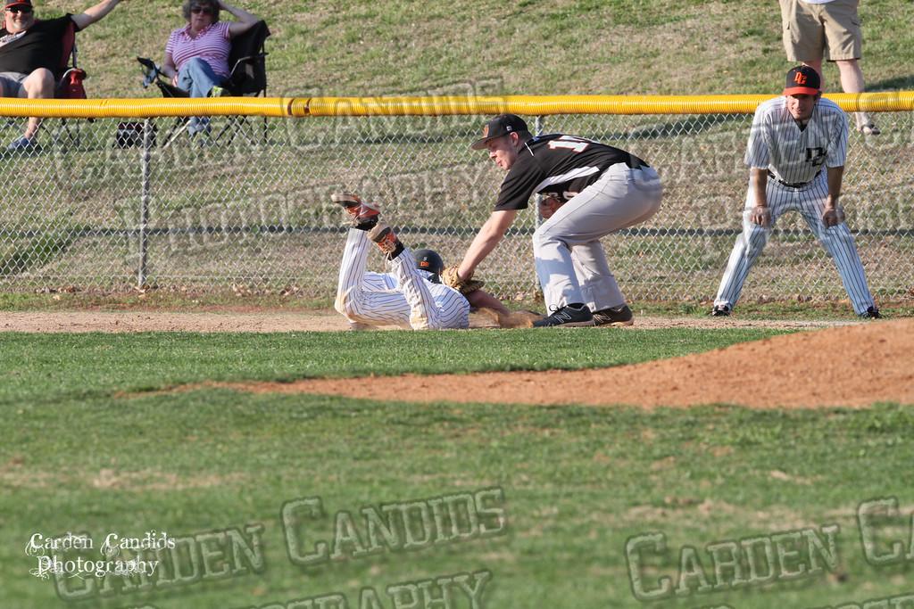 DHS MENS JV Baseball vs N Davidson - 3-17-15-40