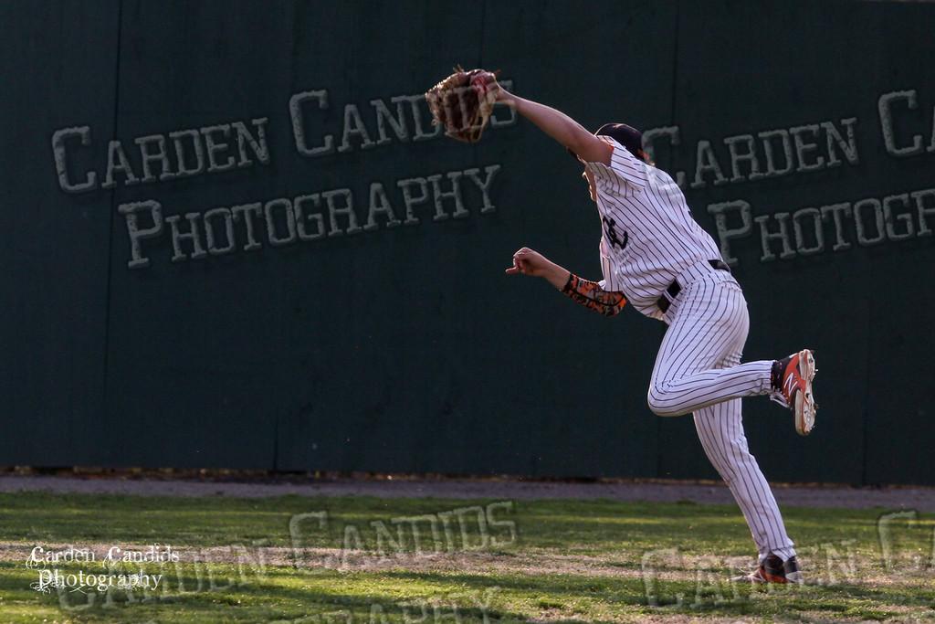 DHS MENS JV Baseball vs N Davidson - 3-17-15-16