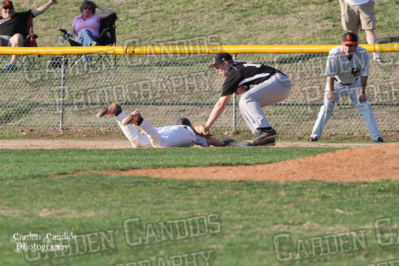 DHS MENS JV Baseball vs N Davidson - 3-17-15-39
