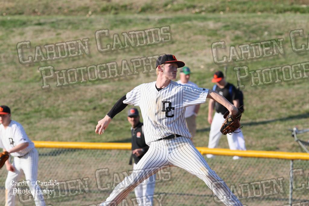 DHS MENS JV Baseball vs N Davidson - 3-17-15-7