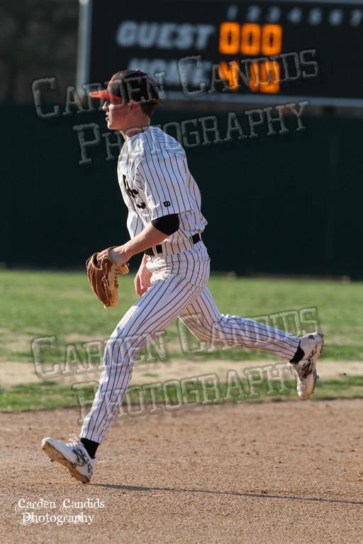 DHS MENS JV Baseball vs N Davidson - 3-17-15-19