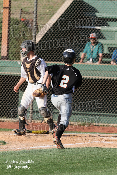 DHS MENS JV Baseball vs N Davidson - 3-17-15-22