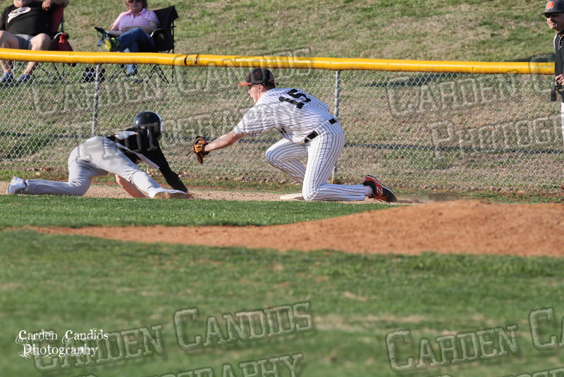DHS MENS JV Baseball vs N Davidson - 3-17-15-9