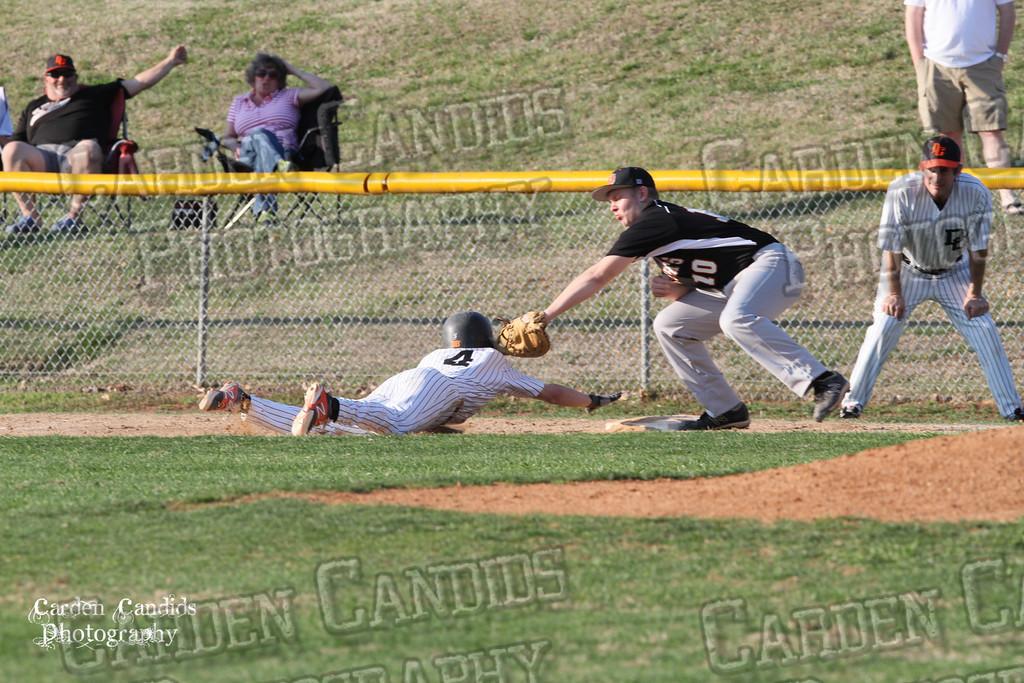 DHS MENS JV Baseball vs N Davidson - 3-17-15-38
