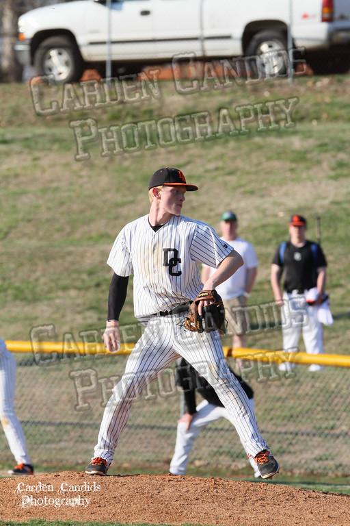 DHS MENS JV Baseball vs N Davidson - 3-17-15-24
