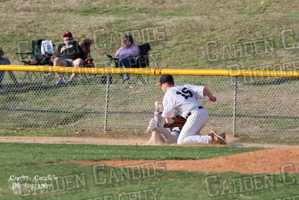 DHS MENS JV Baseball vs N Davidson - 3-17-15-11