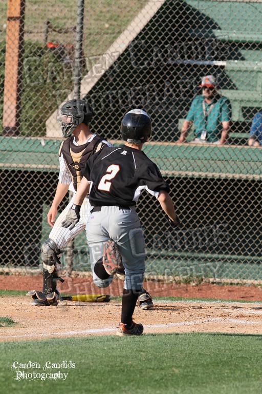 DHS MENS JV Baseball vs N Davidson - 3-17-15-21