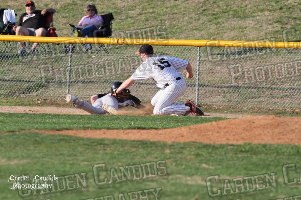 DHS MENS JV Baseball vs N Davidson - 3-17-15-10