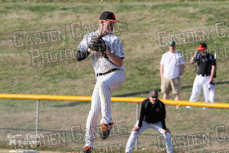 DHS MENS JV Baseball vs N Davidson - 3-17-15-1