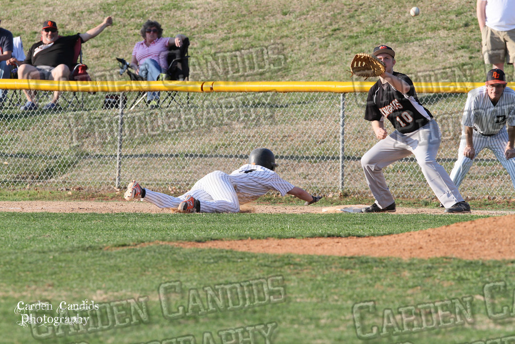 DHS MENS JV Baseball vs N Davidson - 3-17-15-41