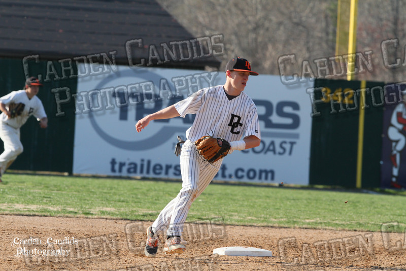 DHS MENS JV Baseball vs N Davidson - 3-17-15-37