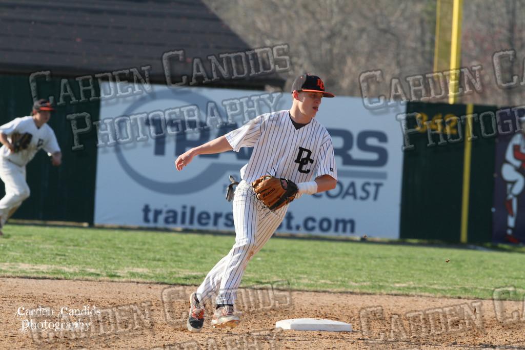 DHS MENS JV Baseball vs N Davidson - 3-17-15-37