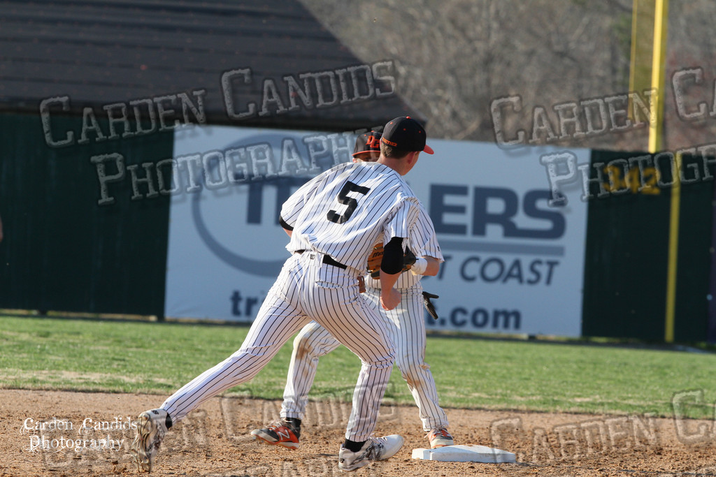 DHS MENS JV Baseball vs N Davidson - 3-17-15-34