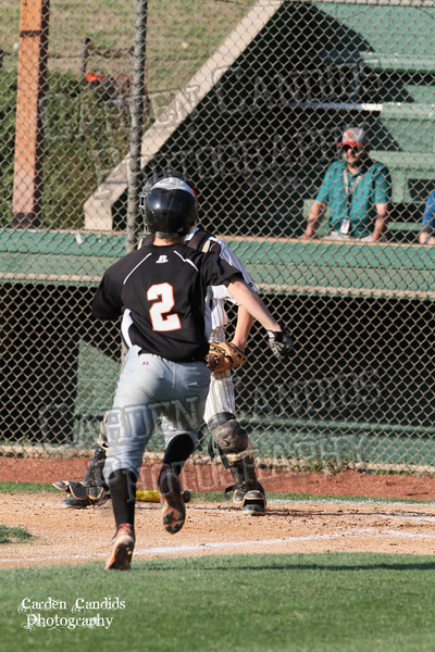 DHS MENS JV Baseball vs N Davidson - 3-17-15-20