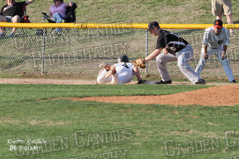 DHS MENS JV Baseball vs N Davidson - 3-17-15-44