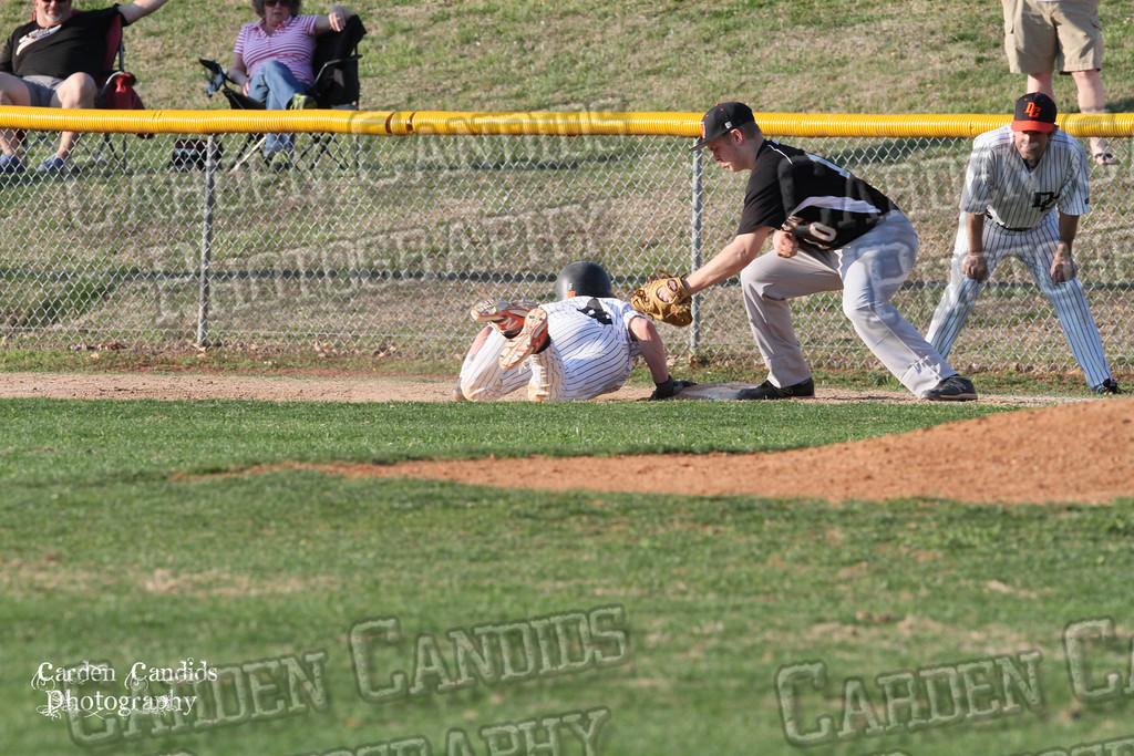 DHS MENS JV Baseball vs N Davidson - 3-17-15-44