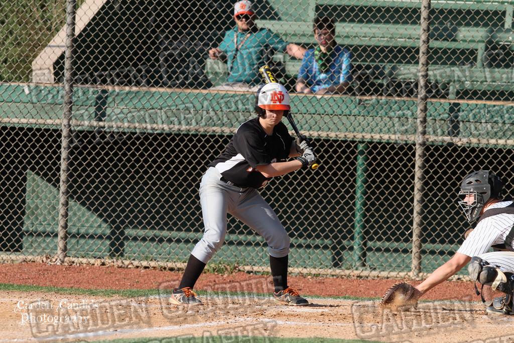 DHS MENS JV Baseball vs N Davidson - 3-17-15-13