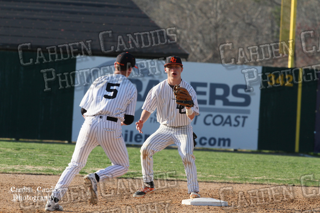DHS MENS JV Baseball vs N Davidson - 3-17-15-33