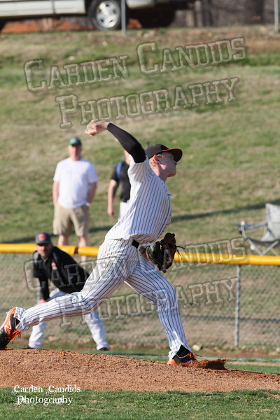 DHS MENS JV Baseball vs N Davidson - 3-17-15-27