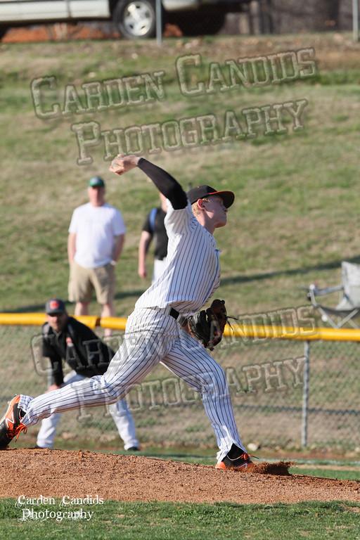 DHS MENS JV Baseball vs N Davidson - 3-17-15-27