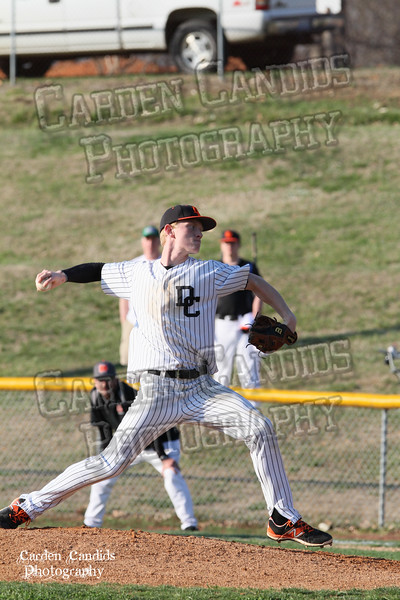 DHS MENS JV Baseball vs N Davidson - 3-17-15-26