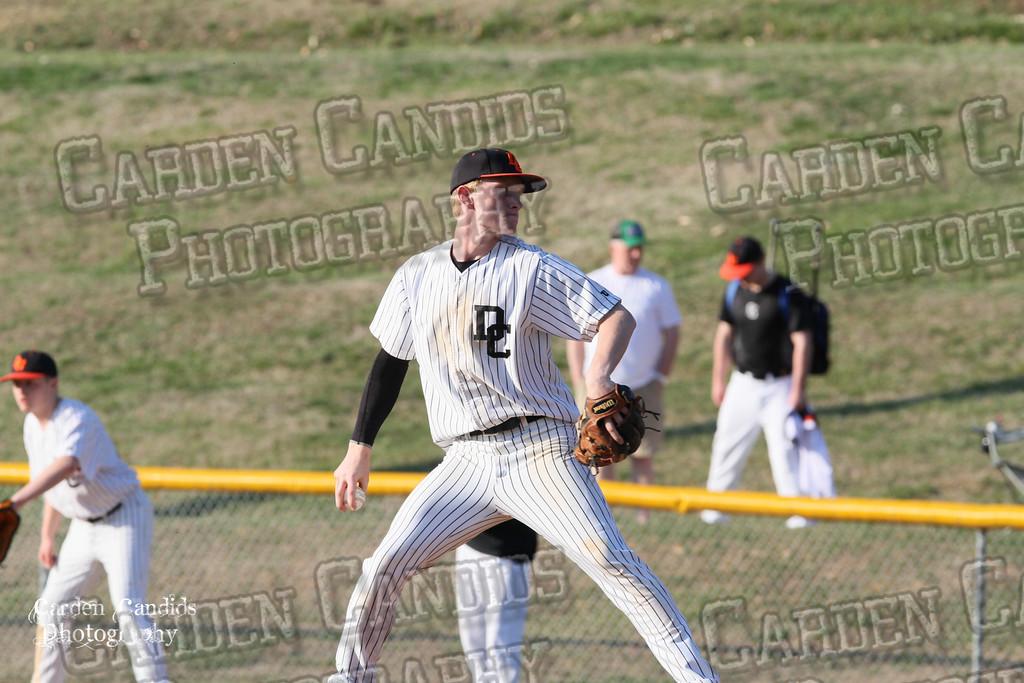 DHS MENS JV Baseball vs N Davidson - 3-17-15-6