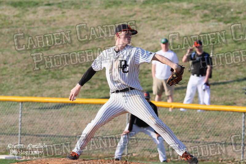 DHS MENS JV Baseball vs N Davidson - 3-17-15-4