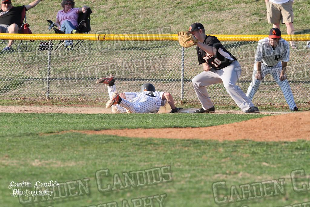 DHS MENS JV Baseball vs N Davidson - 3-17-15-43