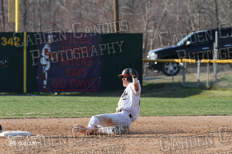 DHS MENS JV Baseball vs N Davidson - 3-17-15-48