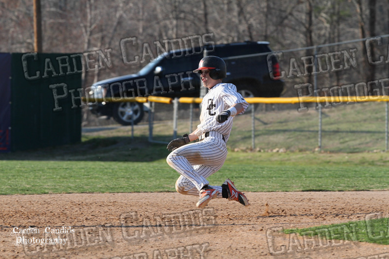 DHS MENS JV Baseball vs N Davidson - 3-17-15-47