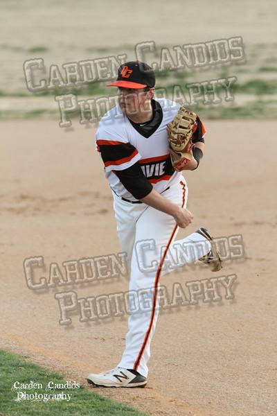 DHS MENS VARSITY Baseball vs N Davidson 3-17-15-36