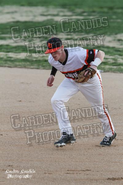 DHS MENS VARSITY Baseball vs N Davidson 3-17-15-29