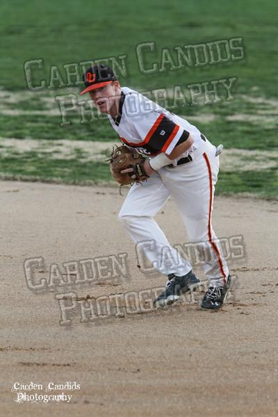 DHS MENS VARSITY Baseball vs N Davidson 3-17-15-23