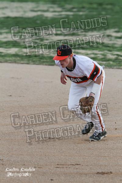 DHS MENS VARSITY Baseball vs N Davidson 3-17-15-28