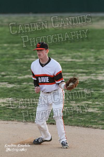DHS MENS VARSITY Baseball vs N Davidson 3-17-15-17