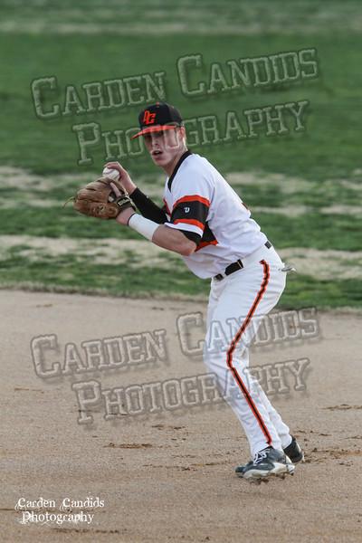 DHS MENS VARSITY Baseball vs N Davidson 3-17-15-24