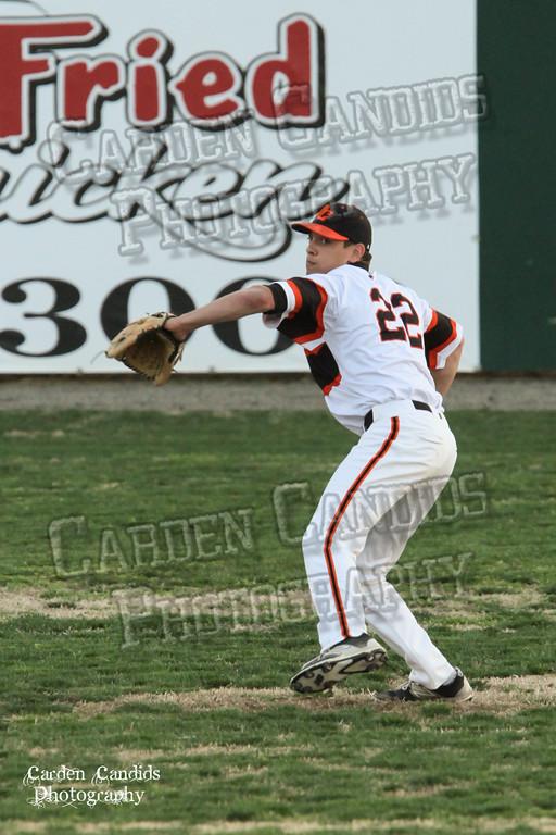 DHS MENS VARSITY Baseball vs N Davidson 3-17-15-39