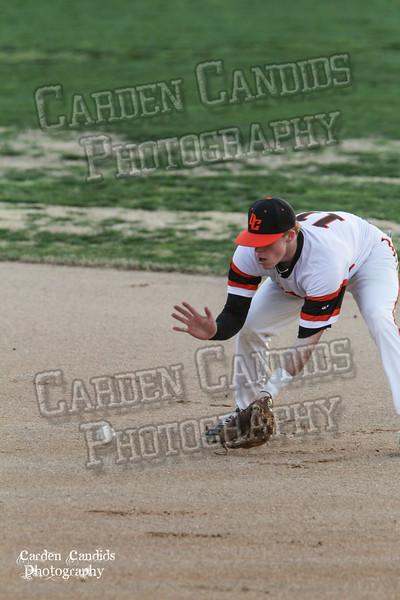 DHS MENS VARSITY Baseball vs N Davidson 3-17-15-21