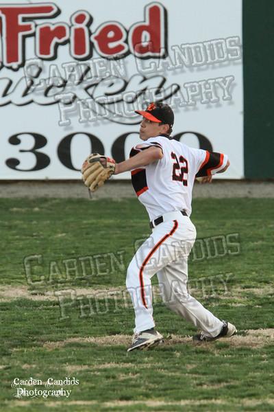 DHS MENS VARSITY Baseball vs N Davidson 3-17-15-40