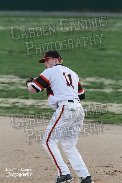DHS MENS VARSITY Baseball vs N Davidson 3-17-15-27
